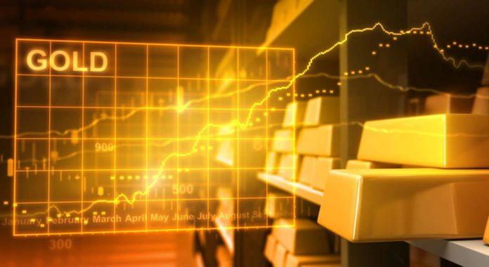 Giá vàng dự báo tăng mạnh từ nay đến tháng 1/2021